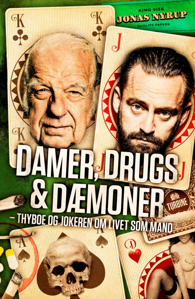 Thyboe og Jokeren - Damer, Drugs & Dæmoner